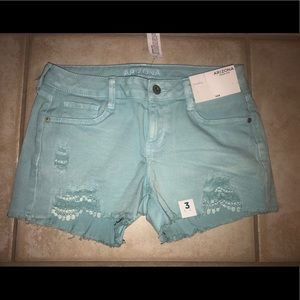 Super cute Jean shorts!! Great for summer!!